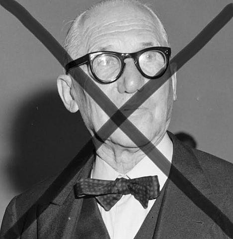 Mort de Le Corbusier