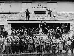 Expansión territorial de Hitler
