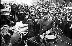 Conquista checoslovaquia