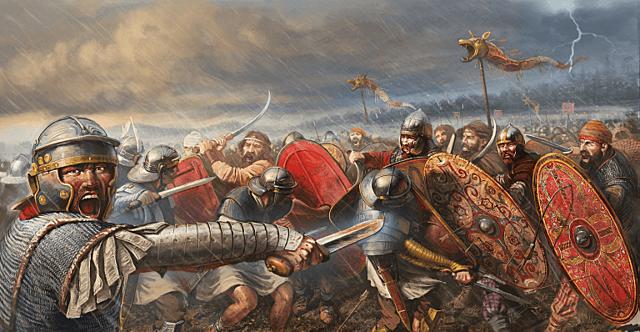 Primera guerra dacia