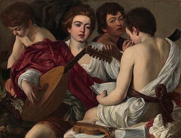 Los músicos o Concierto de Jóvenes