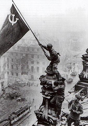 La Batalla de Berlin.