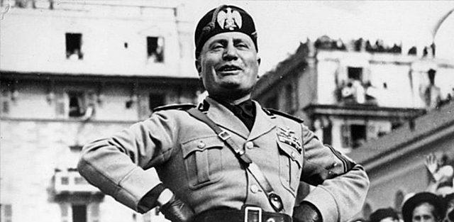 Mort de Benito Mussolini.