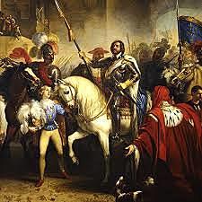 Conflitti politici ed economici nel 500 (Francia /Spagna)