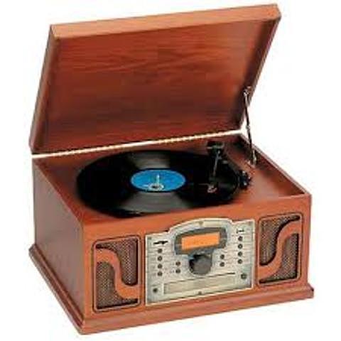 Radio toca disco