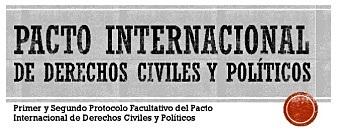 Entra en Vigor el Pacto Internacional de Derechos Civiles y Políticos