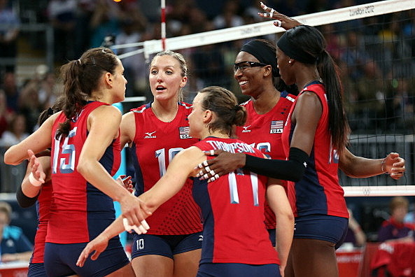Repeat Silver for US Women's Indoor