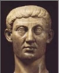 Constancio II nombrado césar
