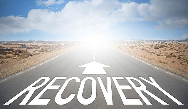 New recoveries exceed new infections