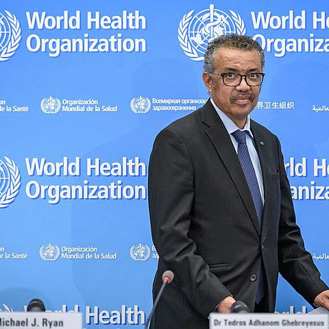 Europe now epicentre of outbreak, says WHO!
