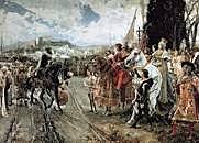Conquista del Reino de Granada