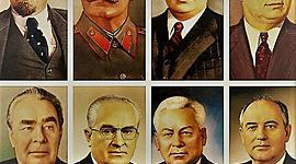 Руководители СССР и РФ timeline