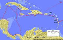 Cuarto viaje de Colón a América