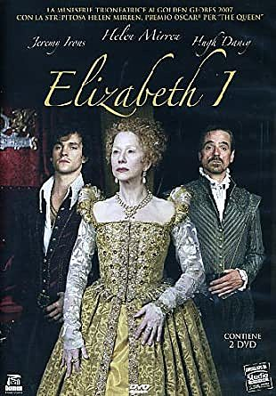 Elisabetta I il video