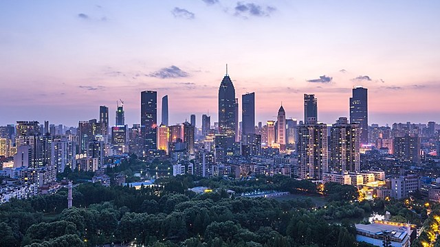 Wuhan began allowing people to leave the city