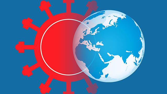 The confirmed number of coronavirus-related deaths worldwide surpass 200,000