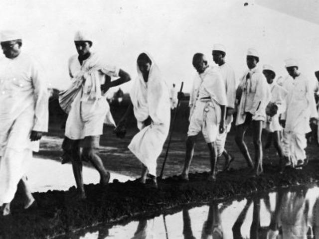 INDIA Salt March