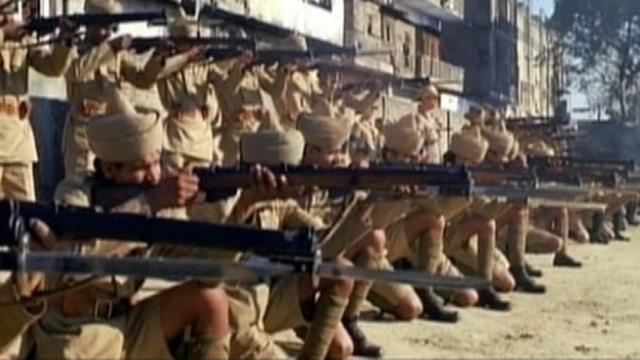 INDIA Amritsar Massacre