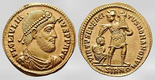Juliano gana la Batalla de Argentorate