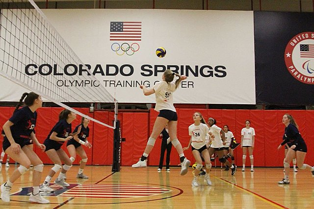 USA Volleyball Moves to Colorado