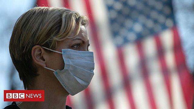 Cases in US surpass 1 million