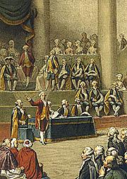 La rivoluzione francese -  gli stati generali e la presa della bastiglia