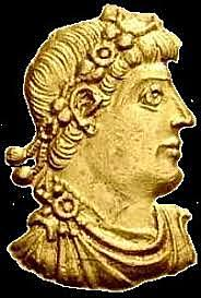Valentiniano nombra a su hermano Augusto