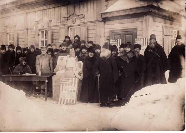 Russia's Great Famine