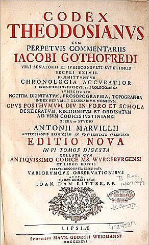 Código Teodosiano
