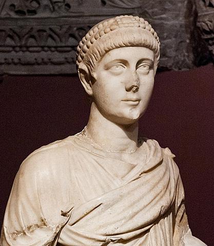 Nombramiento de Valentiniano II
