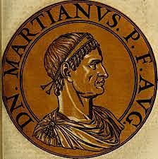 Muerte de Marciano