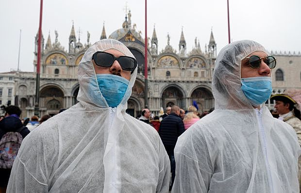 Geography: Italy Had a Major Surge in Cases