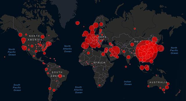 Global Response: WHO Names Coronavirus Outbreak a Pandemic