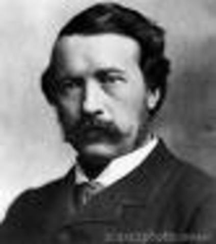 George John Romanes (1848 - 1894)