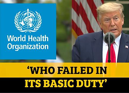 Global Response: Trump Halts WHO Funding