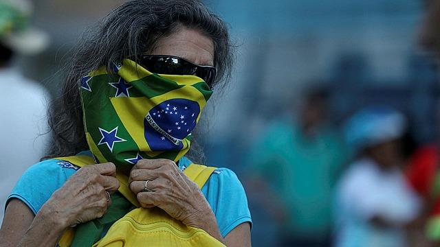 Brazil's São Paulo goes into lockdown