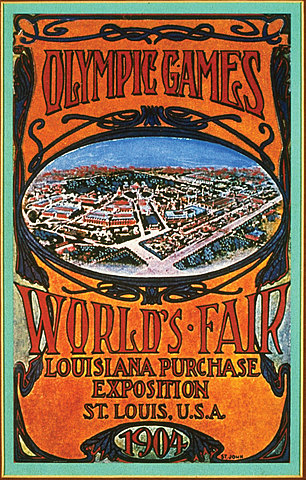 Juegos Olimpicos Saint Louis 1904