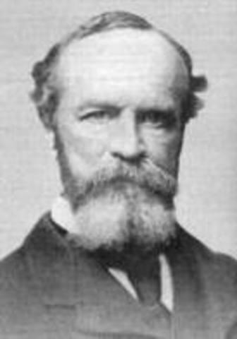 William James (1842 - 1910)