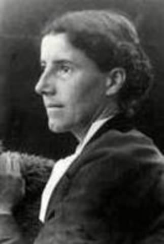 Mary Whiton Calkins (1863 - 1930)