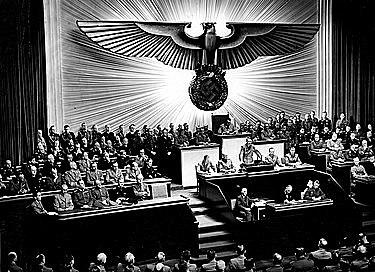 Alemanya va declarar la guerra als EUA