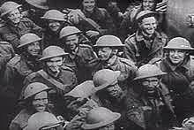 Soldats de les tropes britàniques i franceses