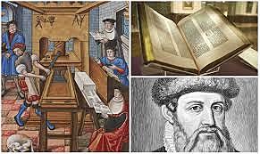 La Invenció de la Impremta (1437)