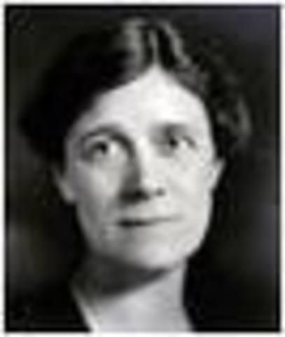 Helen Bradford Thompson Woolley (1874 - 1947)