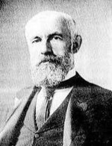 Granville Stanley Hall (1844 - 1924