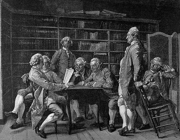Segle XVIII, La Il·lustració