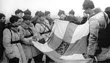 Continua l'implacable setge a la ciutat de Stalingrad