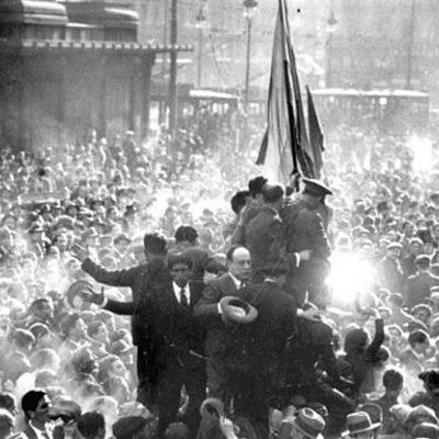 Història Contemporània d'Espanya timeline