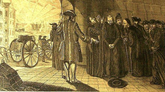 Explusión de los Jesuitas