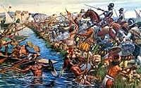 Caiguda de Tenochtitlan