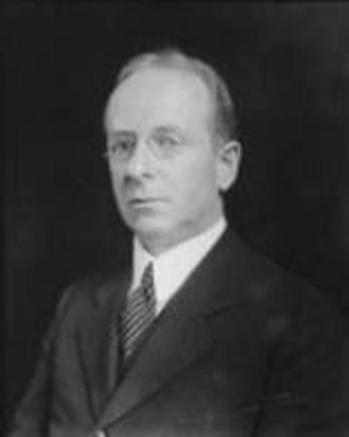 James Rowland Angell (1869 - 1949)